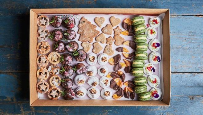 The best grazing platters in London