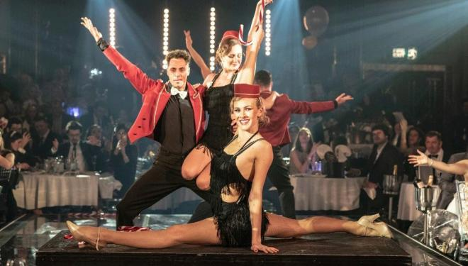 A Gatsby Christmas, London Cabaret Club
