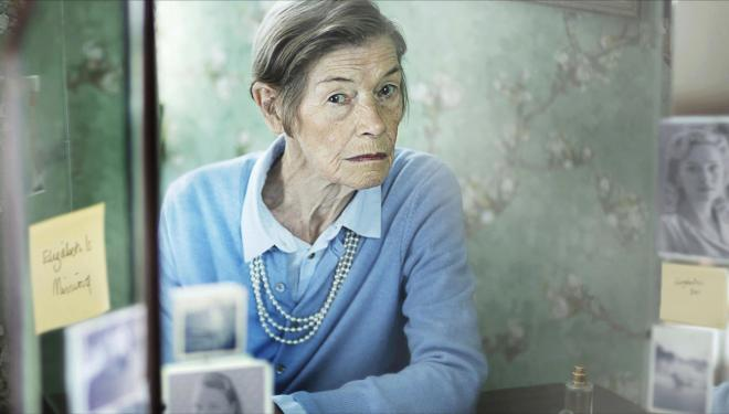 Glenda Jackson stars in Elizabeth is Missing, BBC