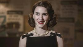Rachel Brosnahan in The Marvelous Mrs. Maisel season 3, Amazon Prime