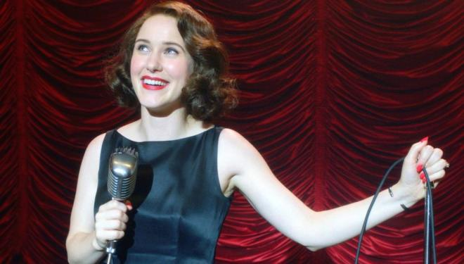 The Marvelous Mrs Maisel goes on tour