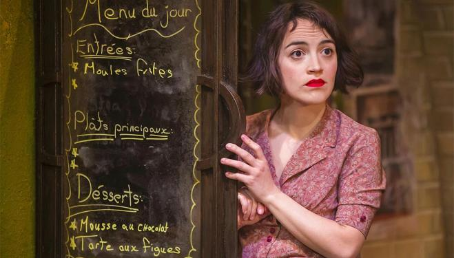 Amélie is a kind-hearted musical romance bursting with hope