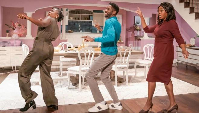 Fairview astonishes at the Young Vic