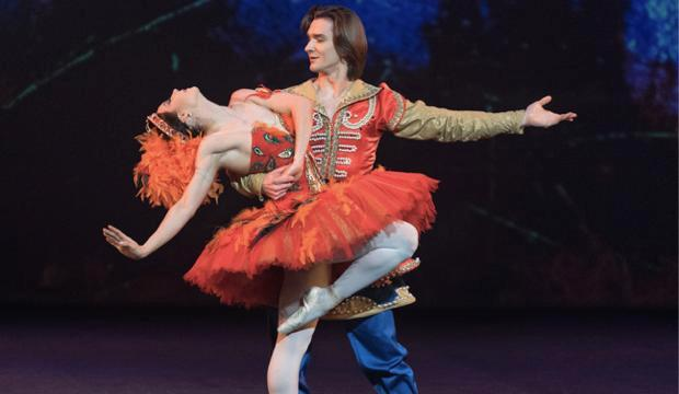 Ballet Gala at the London Coliseum