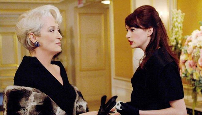The Devil Wears Prada, 2006 © TM and 2006 Twentieth Century Fox
