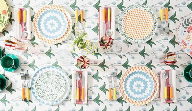 The tablescaping trends to try at home