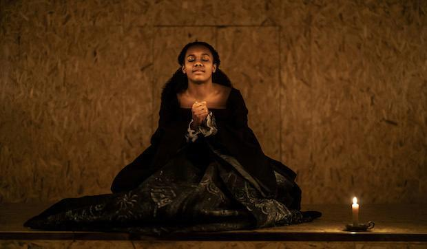 Swive [Elizabeth], Sam Wanamaker Playhouse review