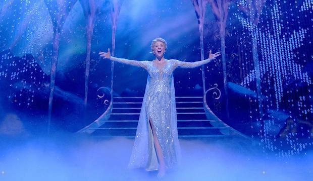 Booking opens for West End's Frozen the Musical