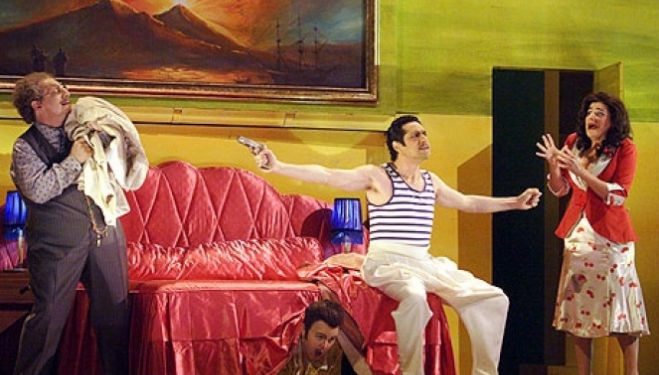 Rossini's Il Turco in Italia, Royal Opera House