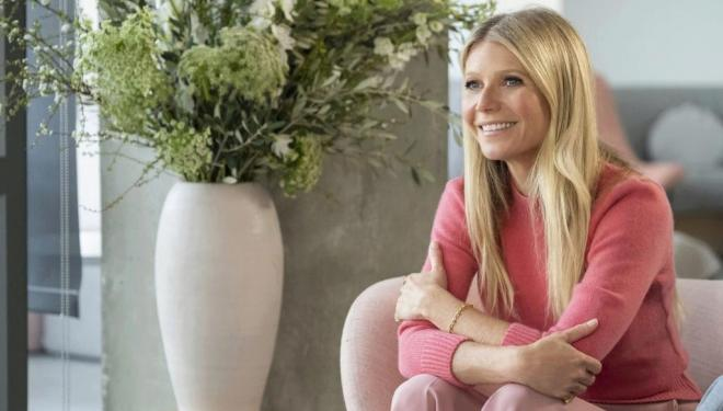 Gwyneth Paltrow in The Goop Lab, Netflix
