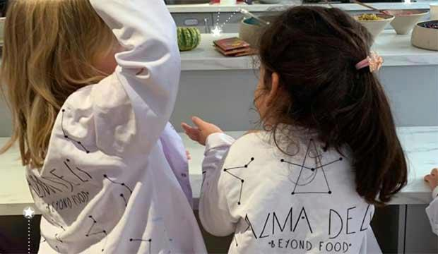 From kids' classes to healthy cuisine, ALMA Deli is our new fave spot in London with the kids