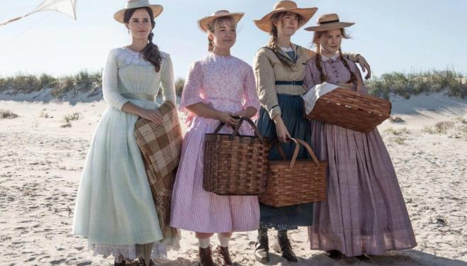 Little Women, 2019. Dir: Greta Gerwig