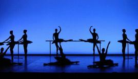 English National Ballet in Etudes. Credit: Laurent Liotardo