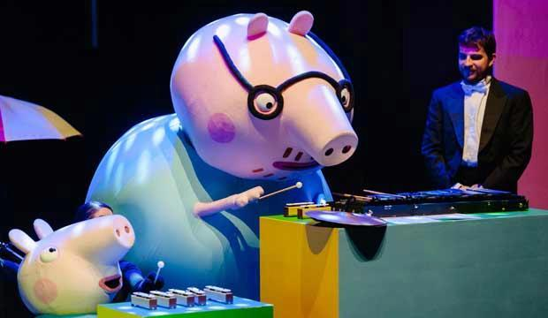 Peppa Pig's My First Concert introduces your tot to instruments, classical music and more
