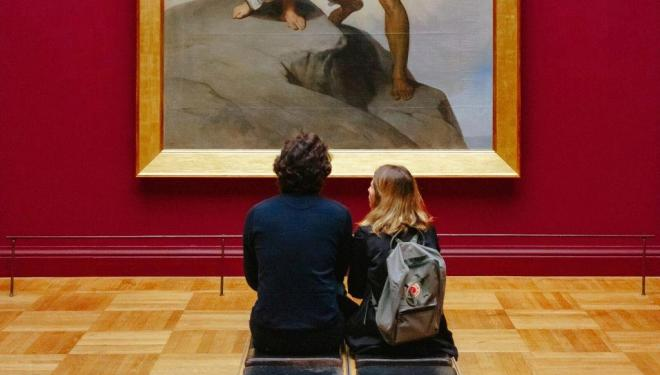 Date ideas for art lovers