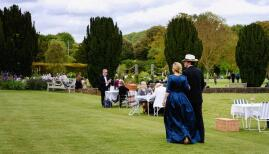 Glyndebourne Festival Opera is a highlight of the musical – and picnicking – year. Photo: James Bellorini