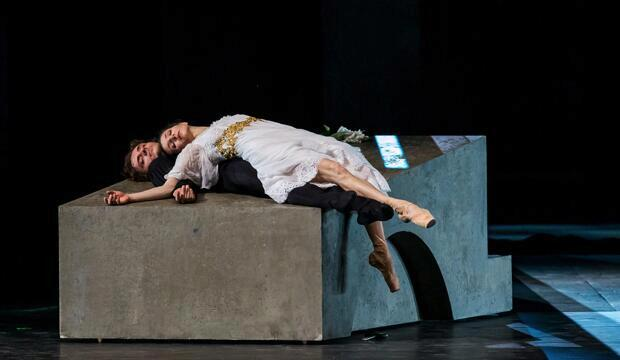 A new Romeo & Juliet at the RAH