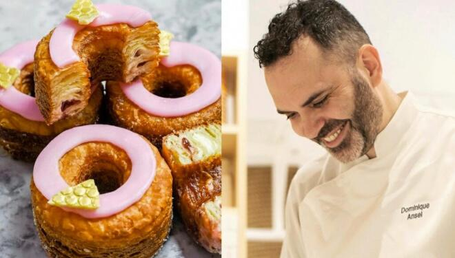 Interview: pastry chef Dominique Ansel