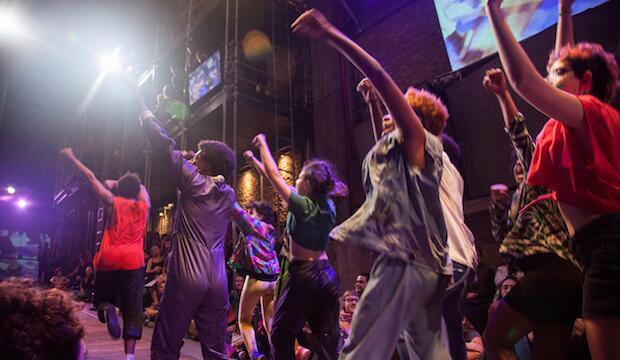 Going Global, Battersea Arts Centre