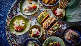 Mayfair's best restaurants (pictured: Coya)