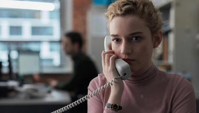 Julia Garner in The Assistant