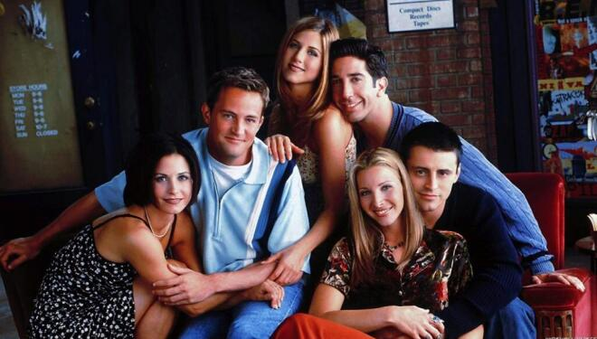 The Friends reunion is happening. No, really…