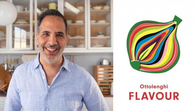 Ottolenghi on his new book: Flavour