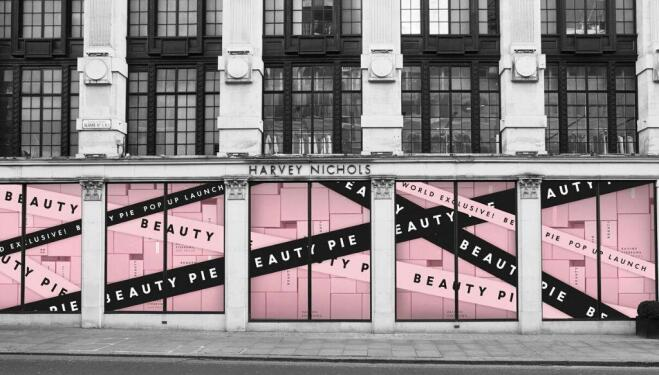 Everything you need to know about the Beauty Pie pop-up