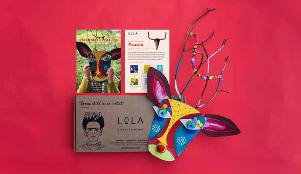 These subscription boxes for kids will educate and inspire. Photo: LOLA