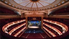The auditorium, Royal Opera House © ROH 2016 Photo: Sim Cannetty-Clarke