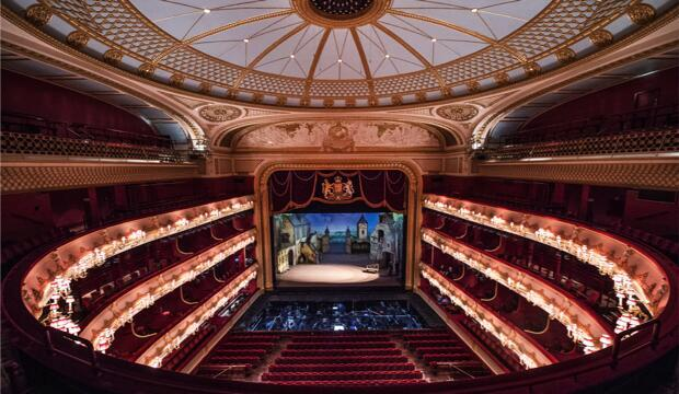 Online streaming by the Royal Opera House