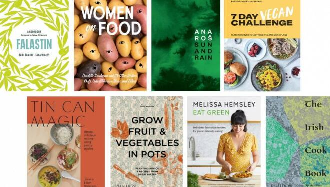 10 new foodie cookbooks to devour this spring