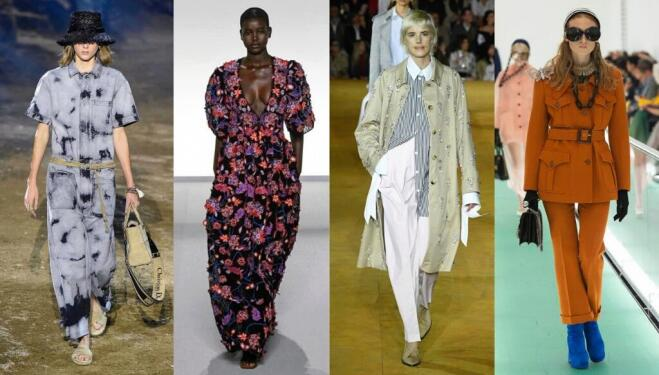 News season fashion s/s20: Christian Dior, Givenchy, Gucci, Burberry