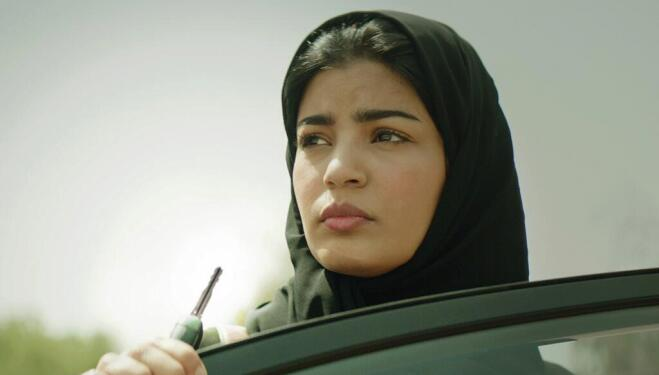 Saudi Arabia's first female filmmaker triumphs