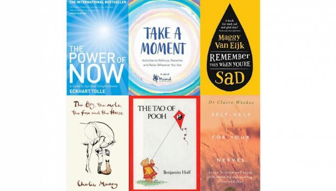 The best self-help books for anxiety