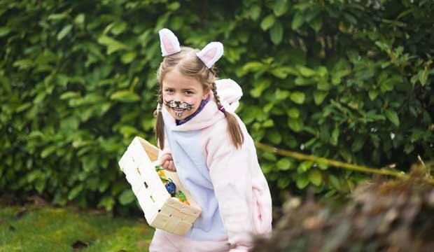Easter is still a fun time of year for families - you may just have to move that egg hunt indoors