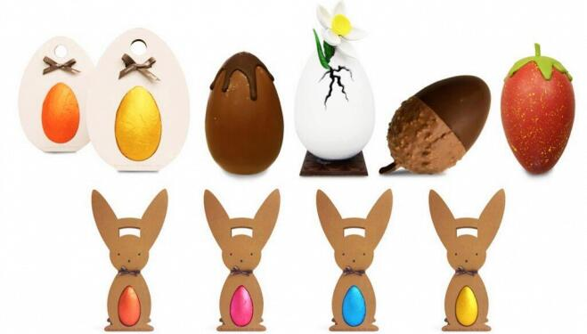 Luxury Easter eggs to order online