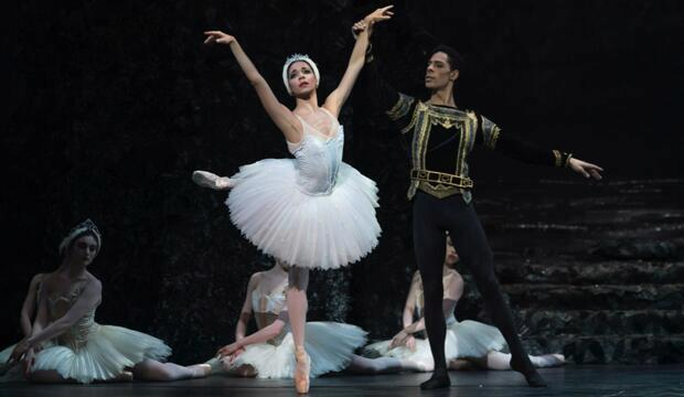 Birmingham Royal Ballet's online offer