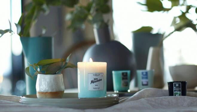 THE BEST IN AFFORDABLE CANDLES FOR YOUR HOME