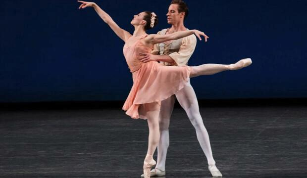 New York City Ballet online