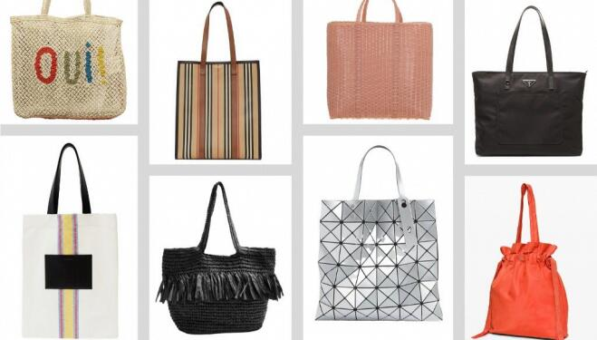 Shoulder bags and totes, buy now spring 2020