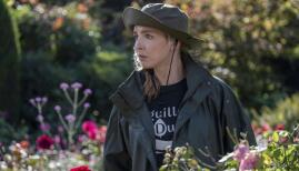 Jodie Comer in Killing Eve season 3, BBC iPlayer