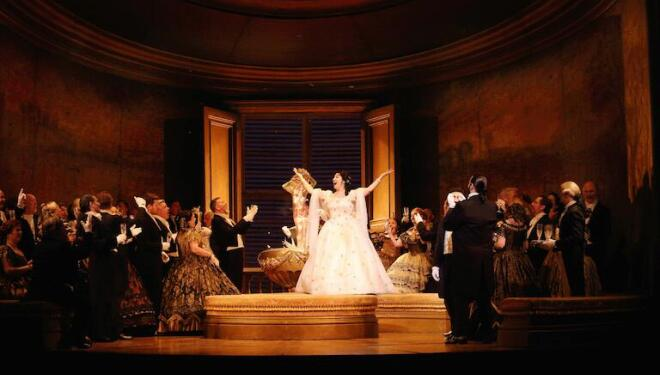 La Traviata, Royal Opera House online