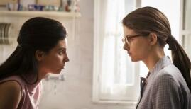Gaia Girace and Margherita Mazzucco in My Brilliant Friend season 2, Sky Atlantic. Image credit: HBO
