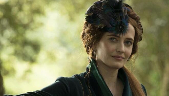 Eva Green in The Luminaries, BBC One