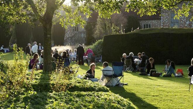 Live music – and an audience – return to Glyndebourne this summer. Photo: Leigh Simpson
