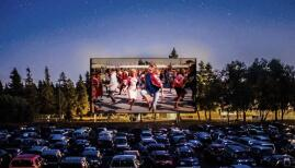 The best drive-in cinemas in London