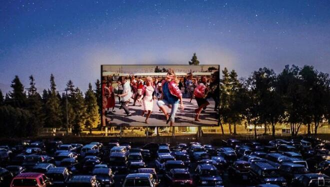 A summer of drive-in cinemas: our five picks