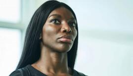 Michaela Coel in I May Destroy You, BBC One