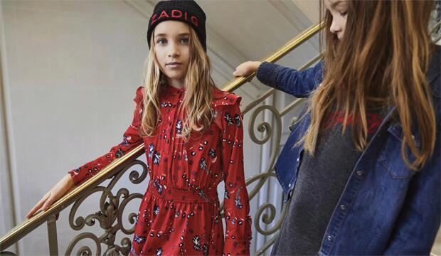 From rock-'n-roll to boho luxe, get these independent children's clothing brands on your radar now
